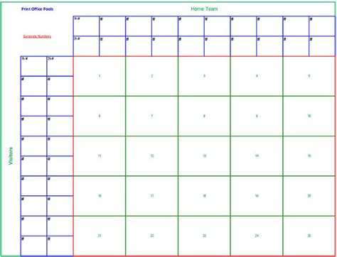 free bowl pool templates blank bowl squares