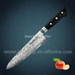 free shipping huiwill high quality 8 damascus knife