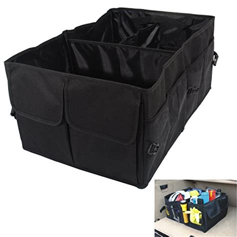 car trunk storage containers wawaauto oxford fabric multipurpose folding car organizer