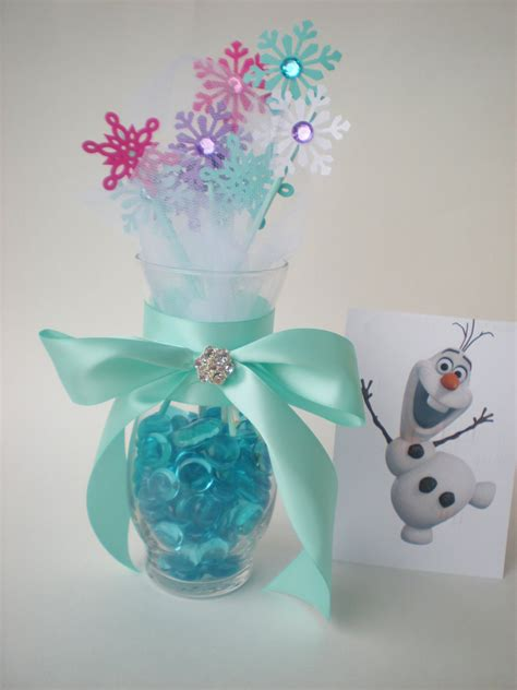 frozen centerpiece ideas www imgkid com the image kid