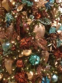 1000 images about turquoise and gold christmas decor on