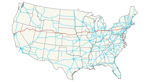 map usa highway 80 file interstate 80 map png