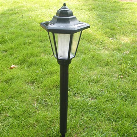 how to power outdoor lights buy solar power led outdoor garden pathway in lawn