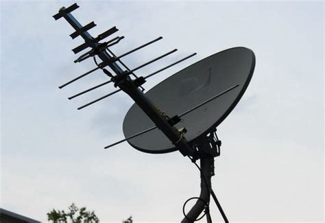 save your money cancel satellite tv and turn your existing dish into an hdtv antenna diy
