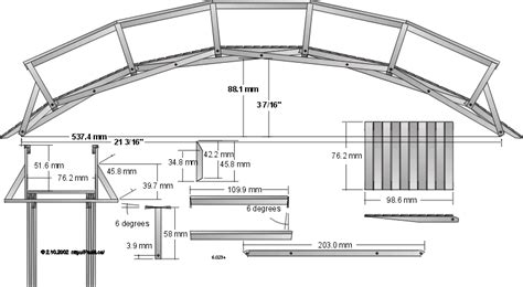 small bridge plans small bridge design plans bing images