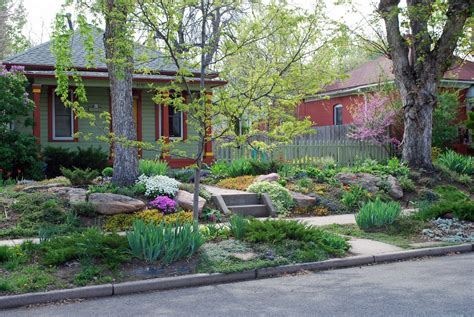 No Grass Garden Ideas The Garden Garden Designers Roundtable Lawn Alternatives