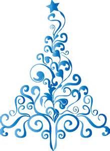 arbol navidad azul 17 mejores ideas sobre navidad de color azul en
