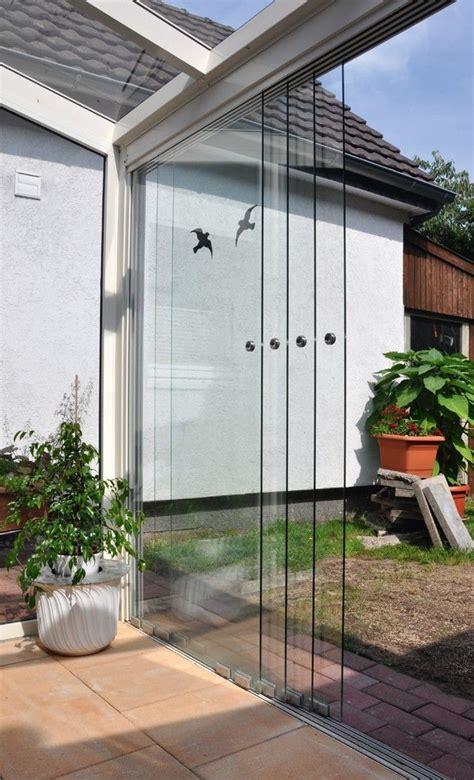 verande su terrazzi dettaglio vetrate scorrevoli su veranda verande