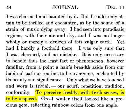 winter from the journal of david thoreau ebook brief insights thoreau quote
