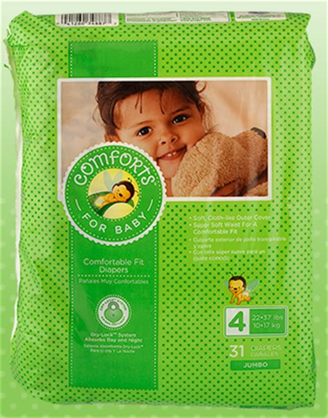 comforts for baby fred meyer comforts for baby diapers training pants as