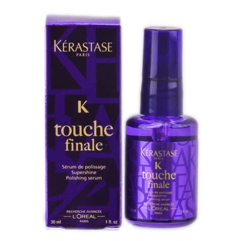 Serum Kerastase kerastase touche finale shine polishing serum 1 oz