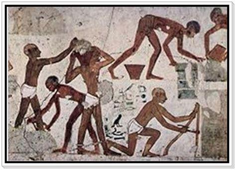 imagenes de egipcios trabajando tiempos espacios culturas el mundo antiguo egipto y