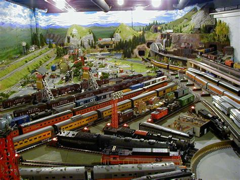 ho model trains images pictures mini things