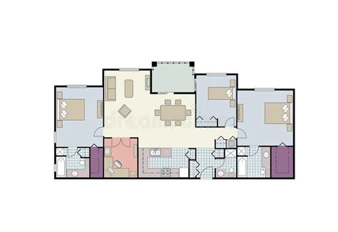 how to lay out furniture in new condo living room good floor plan of three bedroom condo with furniture stock