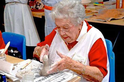 arts and crafts for seniors in nursing homes