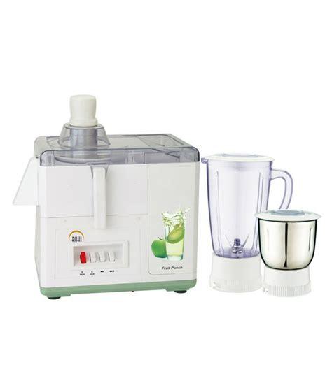 Juicer 7 In 1 Genki ruhi aj 10 juicer mixer grinder white price in india buy ruhi aj 10 juicer mixer grinder white