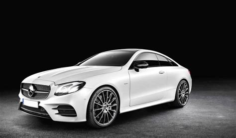 Mercedes 2019 E Class Price by 2019 Mercedes E Class Coupe Review Engine Peformance And
