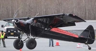 alaska bush pilots take competition what started with the need to take and land in a
