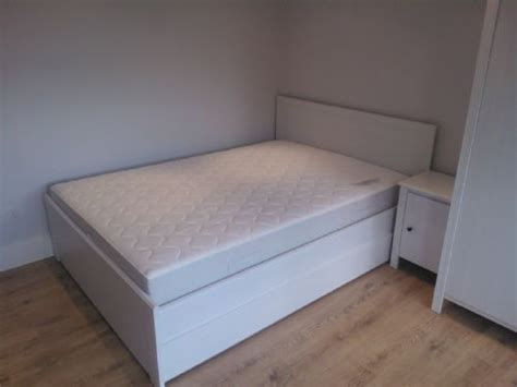 ikea brusali bed review flat pack installation titan flatpack furniture