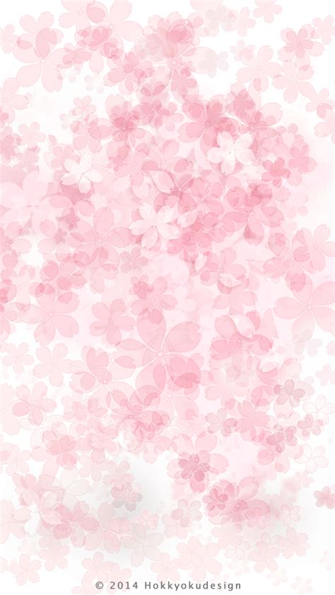 Wallpaper Bunga 043 人気82位 桜 スマホ壁紙 iphone待受画像ギャラリー