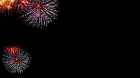 Church Powerpoint Template Independence Day Fireworks Fireworks Templates Free