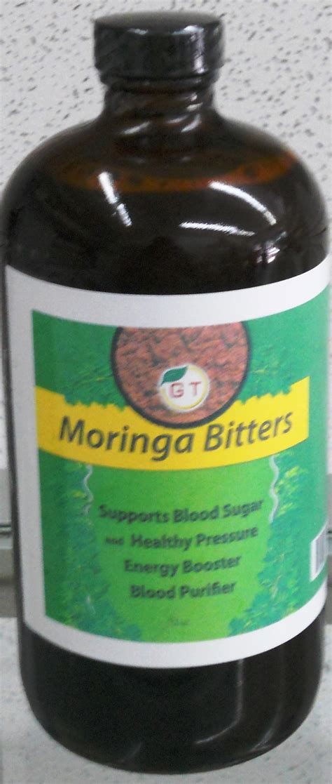 Mauby Detox by Moringa Bitters 16 Fl Oz Health Square Inc