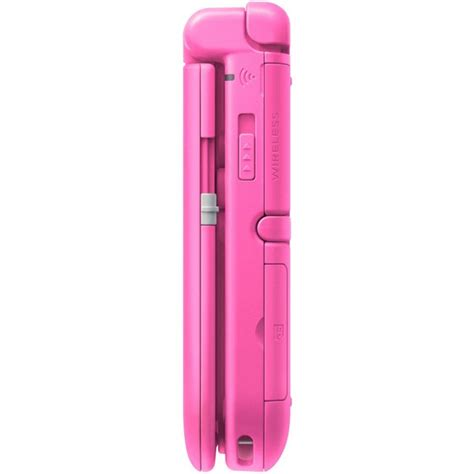 nintendo ds pink console nintendo 3ds xl pink console animal crossing new leaf