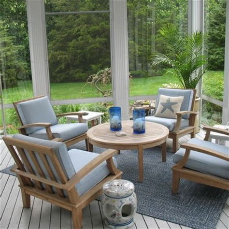3 season porch furniture 1000 images about sunroom three season room screened