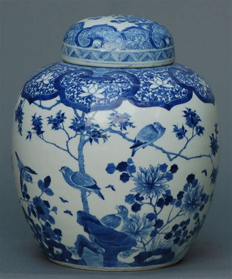 blue and white ceramic l 1000 images about chinese ginger jars on pinterest