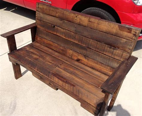 pew benches outdoor pallet bench for garden 101 pallets