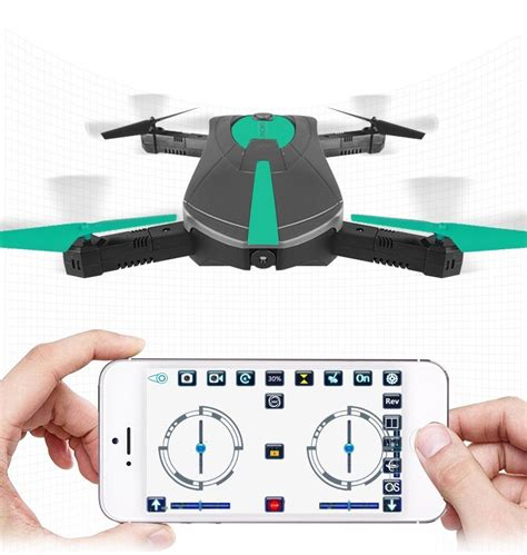 Drone Air Selfie 720p hd pocket drone for android iphone rj e