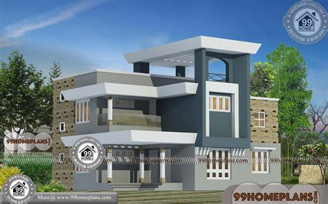 indian house design front view modern indian home design front view with double story new