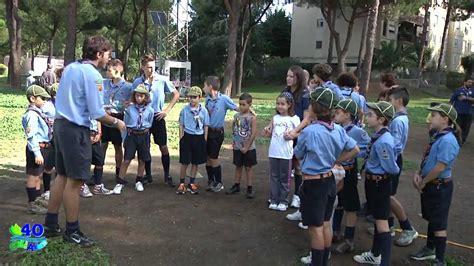 colli aniene 40 di colli aniene attivit 224 scout al parco baden powell