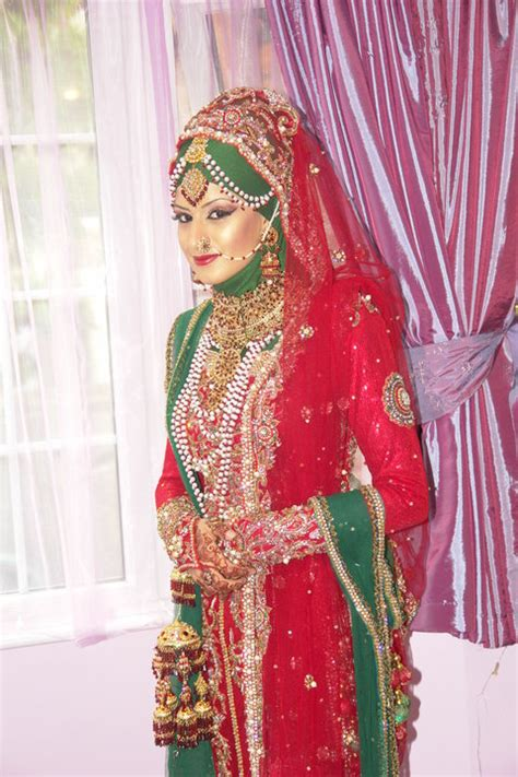 a collection of islamic wedding gowns with hijabiworld