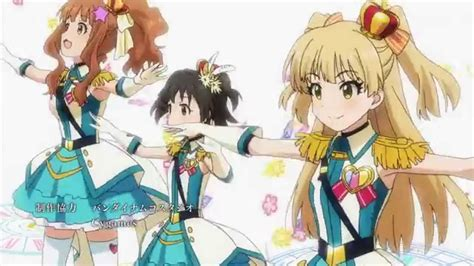 anime idol amv the idolm ster cinderella 2nd season amv shine
