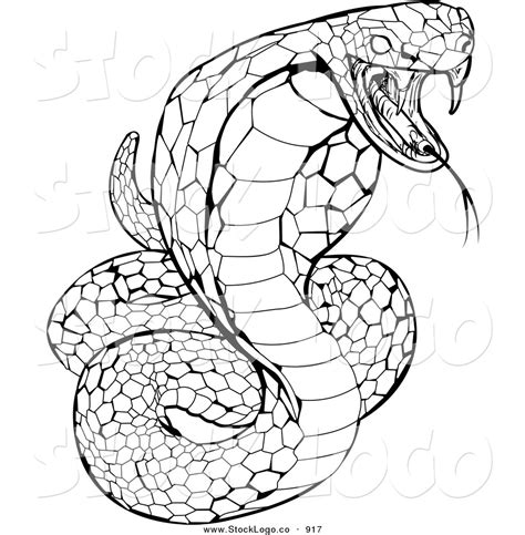 printable coloring page king cobra free coloring pages of king cobra drawing