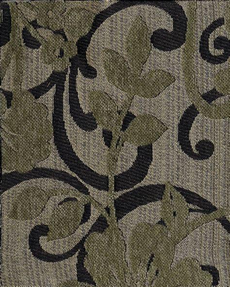 pattern upholstery fabric keilanna jade swavelle mill creek black gold gray vine