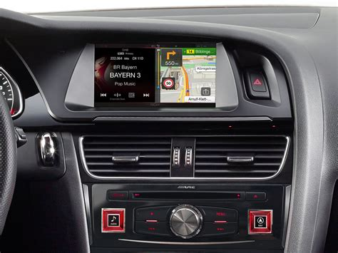 Tablet B7 Monokrom motor mods gloucestershire uk car satellite navigation