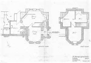 Victorian Floor Plan Spooky Victorian Cemetery Lodge Complete With 24 000