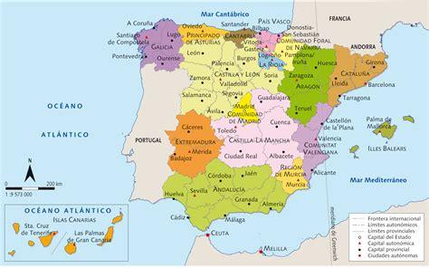 espaa para sus soberanos mapa espa 241 a provincias y capitales threeblindants com