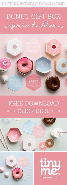 Wrap Addicts Go Nuts by Free Donut Printables Wraps Printables And