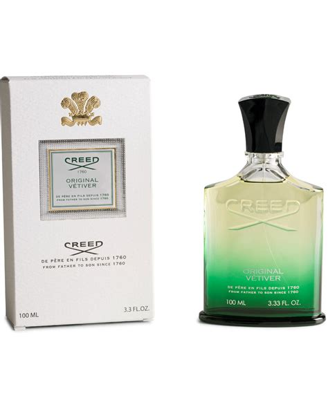 Parfum Creed Original creed original vetiver eau de parfum 100ml hos careofcarl