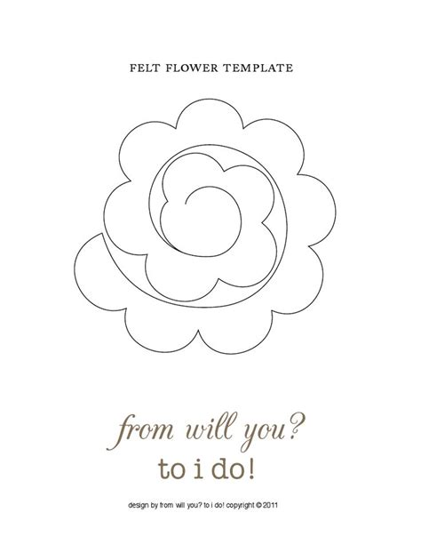 17 best ideas about paper flower templates on pinterest