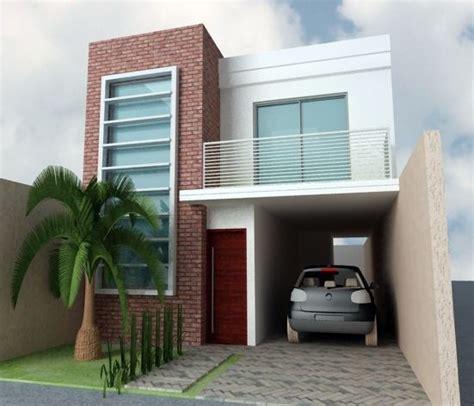 imagenes de casas minimalistas de dos pisos fachadas de casas modernas de 2 plantas