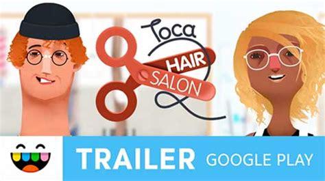 toca boca hair salon me apk toca hair salon 2 1 0 7 apk mod for android