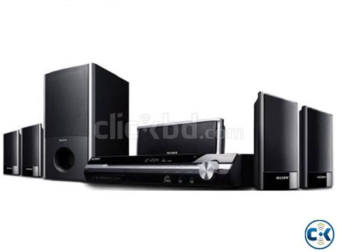 sony 5 1 home theater system dav tz140 clickbd