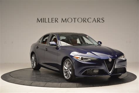 new 2017 alfa romeo giulia q4 westport ct