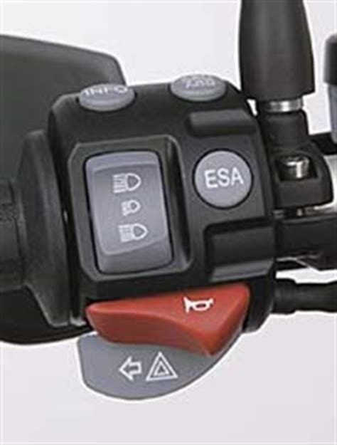 Motorrad Bmw Esa by Bmw R 1200 Gs Testbilanz Esa Fahrwerk Tourenfahrer Online