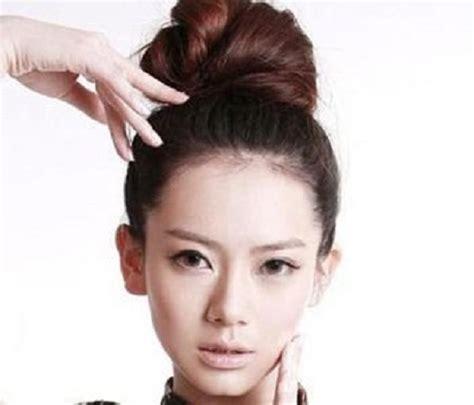 korean hairstyles buns korean hairstyles top hairstyles