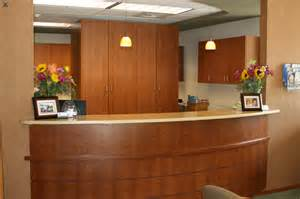 Front Desk Dental Office Dr Hackney Family Dentistry Shelton Wa Dentist